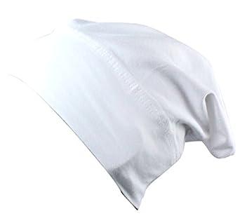 Bonnet Jersey blanc