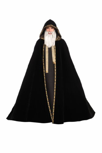 Forum Deluxe Designer Collection Mystical Cape with Hood