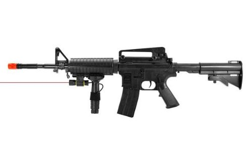 CYMA P1158CA Spring Airsoft Rifle M16 285-FPS