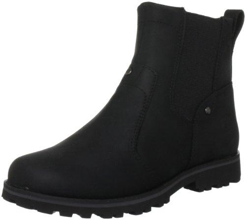 Timberland Asphalt Trail Chelsea Black Classic Boot 1299R 4 UK Youth