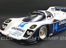 1985 Porsche 962 *Lowenbrau Car* Die Cast Model - LegacyMotors Scal...