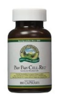 Nature's Sunshine Paw Paw Cell-Reg (180 caps) - 1