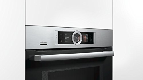 Bosch HNG6764S6 Electric Oven / A / 67L Pyrolysis Self-Cleaning - Stainless Steel