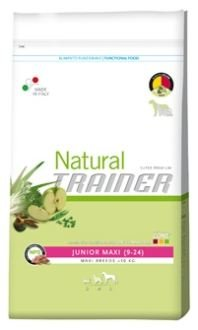 Trainer Natural - Natural Trainer Junior Maxi per Cani - Sacco da 12,5 kg
