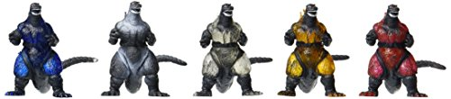 TAZOY 10PCs Mini Godzilla Dinosaur Toys Star Wars Action Figures Monsterarts Toys Boys Gifts