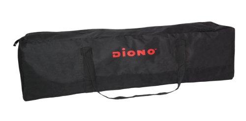 Diono Buggy Bag Stroller Travel Bag, Black front-405959