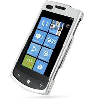 Aluminum Silver Metal Case for LG Optimus 7 E900 (Lg Optimus E900 compare prices)