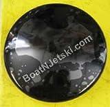 Seachoice 28591 Black Plastic Center Cap for Seachoice 2855/2858 wheels