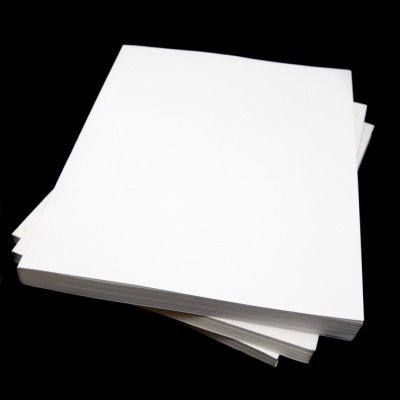 25 Sheets Dark Fabric Inkjet Heat T-shirt Transfer paper 8.5 x 11″