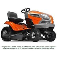 "Husqvarna YTH22V46 (46"") 22HP Lawn Tractor (2014 Model) - 960 43 01-81 by Husqvarna"