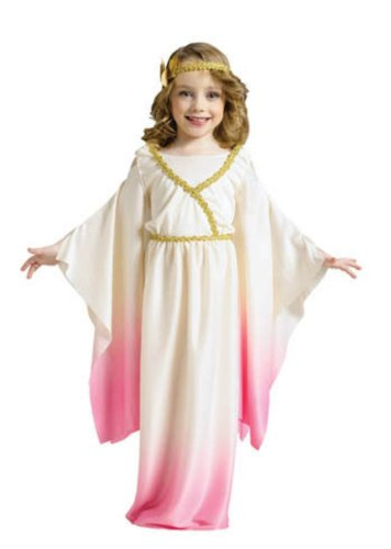 Athena Pink Ombre Toddler Costume 1-2T Kids Girls Costume
