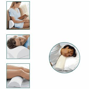 Hudson Industries SF62491 4-In 1 Memory Foam Pillow