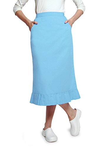 Adar-Universal-Discounted-Pleat-Flounce-Scrub-Skirt