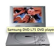 Samsung DVD-L75