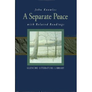 An analysis of the symbolism in a separate peace a novel by john knowles