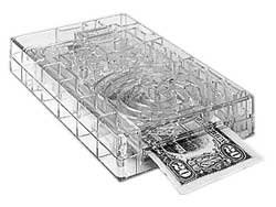 Bilz Obstacle Puzzle Gift For Money Or Gift Certificates