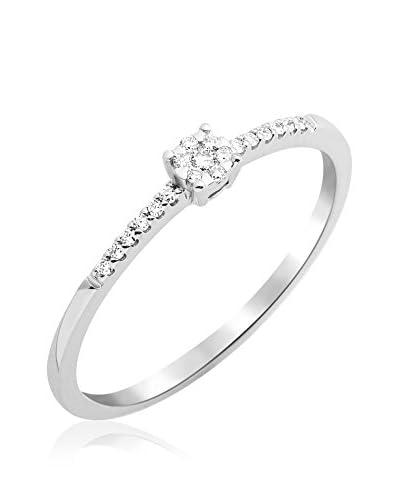 Miore Ring R028W9K56 weißgold