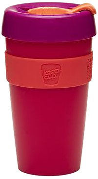Keepcup The Worlds First Barista Standard 16-Ounce Reusable Cup, Sunrise, Large
