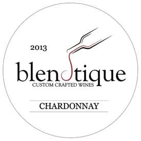 2013 Blendtique Chardonnay 750Ml