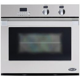 "Dcs Wosu30 30"" Single Electric Wall Oven, 4.0 Cu. Ft. Capactity, True Convection, Self-Cleaning, 10 Cooking Modes, 2-Stage Roasting Function, Telescopic Shelves, Cooking Probe In Stainless Steel"