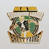 "Brett Favre ""All Time Touchdown Leader"" Pin at Amazon.com"