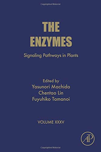 Signaling Pathways In Plants, Volume 35 (Enzymes)