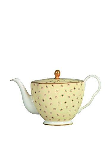 Wedgwood Harlequin Polka Dot Collection Polka Dot Teapot