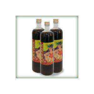 有機JASクック産ノニジュース ノニぴゅあ醗酵原液100% 900ml 3本セット