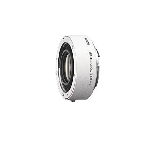 SAL14TC, 1,4fach-Telekonverter (A-Mount Vollformat, geeignet für die Objektive: Sony SAL500F40G, Sony SAL300F28G2, Sony SAL70400G2, Sony SAL70200G2, Sony SAL135F28) weiß