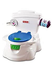 Fisher-Price Fun To Learn Potty (Discontinued by Manufacturer)