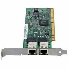 HP NC7170 Dual Port PCI-X 10/100/1000-T Gigabit Server Adapter