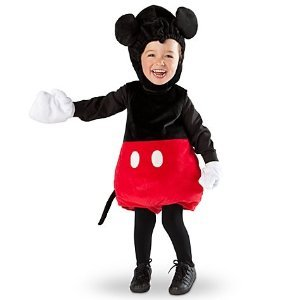 Disney Store Infants and Toddlers Mickey Mouse Costume size 6-9 months