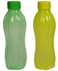 Tupperware Aquasafe 500Ml Water Bottles (Set Of 2)