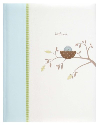 Pepperpot Baby Record Book, Nest