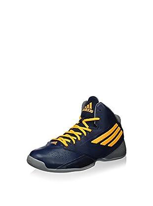 adidas Zapatillas abotinadas 3 Series 2014 (Azul Marino)