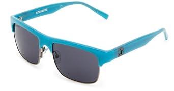 Converse Chart Topper Wayfarer Sunglasses, Blue Glow
