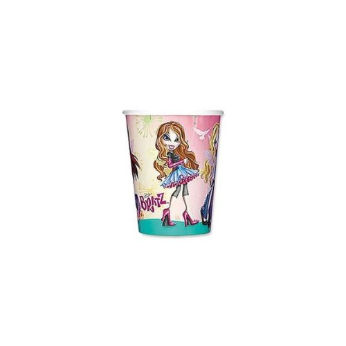 Bratz 'Fashion Pixiez' Paper Cups (8ct) - 1