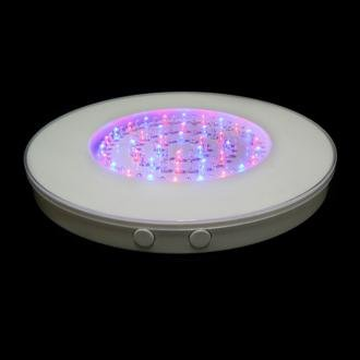 Multi Color LED Light Base for Centerpieces, Battery Operated,10 inch diameter Reviews