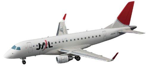 HASEGAWA 11101 1/144 J-Air Embraer 170 Modern Jet Airliner