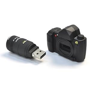 PLATA ( プラタ ) 【ジョークシリーズ】 おもしろ USB メモリ 8GB 【 カメラ 】