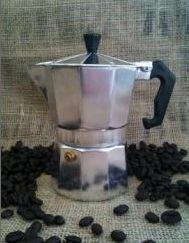 HDS Kitchen EM00327 3c Stovetop-Tabletop-Espresso Maker