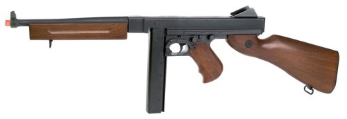 Thompson M1A1 Full-Metal Body AEG Airsoft Machine Gun