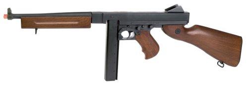 Soft Air Thompson M1A1 Full-Metal Body AEG airsoft gun (Thompson Tommy Gun compare prices)