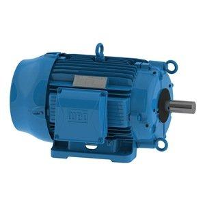 Ct Motor, 10 Hp, 1175 Rpm, 208-230-460 V