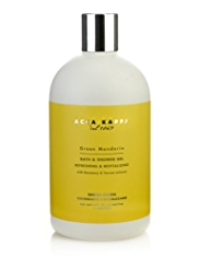 Acca Kappa Green Mandarin Bath & Shower Gel 500ml