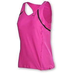 Nike women's Tennis Border Tank Top Size XL