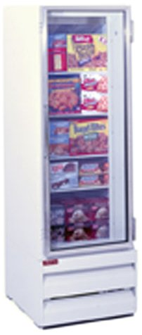 Glass Door Refrigerators, Hinged, Bottom Mount, Led Lights, Size: 78.5 X 33.5 X 26.5 front-7614