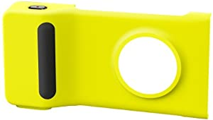 Nokia PD-95G YELLOW PD-95G Camera Grip and Extra Battery for Lumia 1020 - Retail Packaging - Yellow