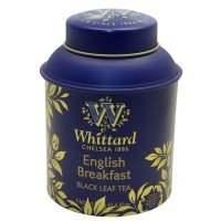Whittard(ウィッタード) イングリッシュブレックファースト 125g×12缶 30-FA-1