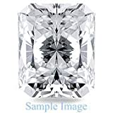 4.040 Carat - Radiant Cut Loose Diamond, VS2 Clarity, G Color